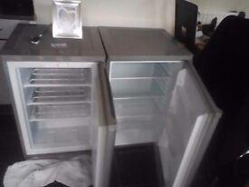 Silver Teknix fridge and freezer perfect working order