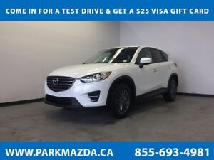 2016 Mazda CX-5 GX AWD - Bluetooth, Remote Keyless Entry, AUX In