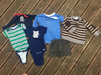 Baby Boy Clothes 6 Month