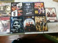 9 DVDs for $10