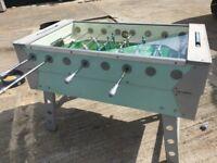 Outdoor Table Football, Fussball Table