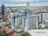 2 bedroom flat in Centenary Plaza, 18 Holliday Street , Birmingham