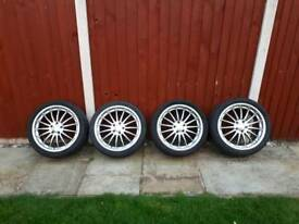 Vauxhall Alloy Wheels 18""