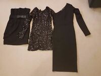 SIZE 8 CLOTHES BUNDLE GREAT CONDITION. Dresses, jeans & tops (Next,Top shop, River island and other)