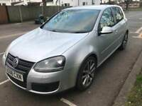 2008 Golf Volkswagen Gt Tdi 140bhp 2.0 diesel manual