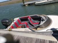 Picton speed boat - mint condition