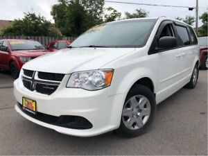 2012 Dodge Grand Caravan SXT LEATHER-WRAP WHEEL QUADS STOW & GO