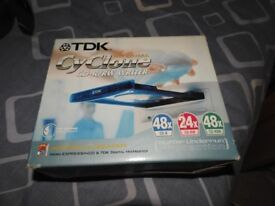 TDK CD Writer