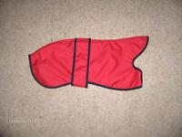 Whippet Waterproof Rainmac - Red - Brand New