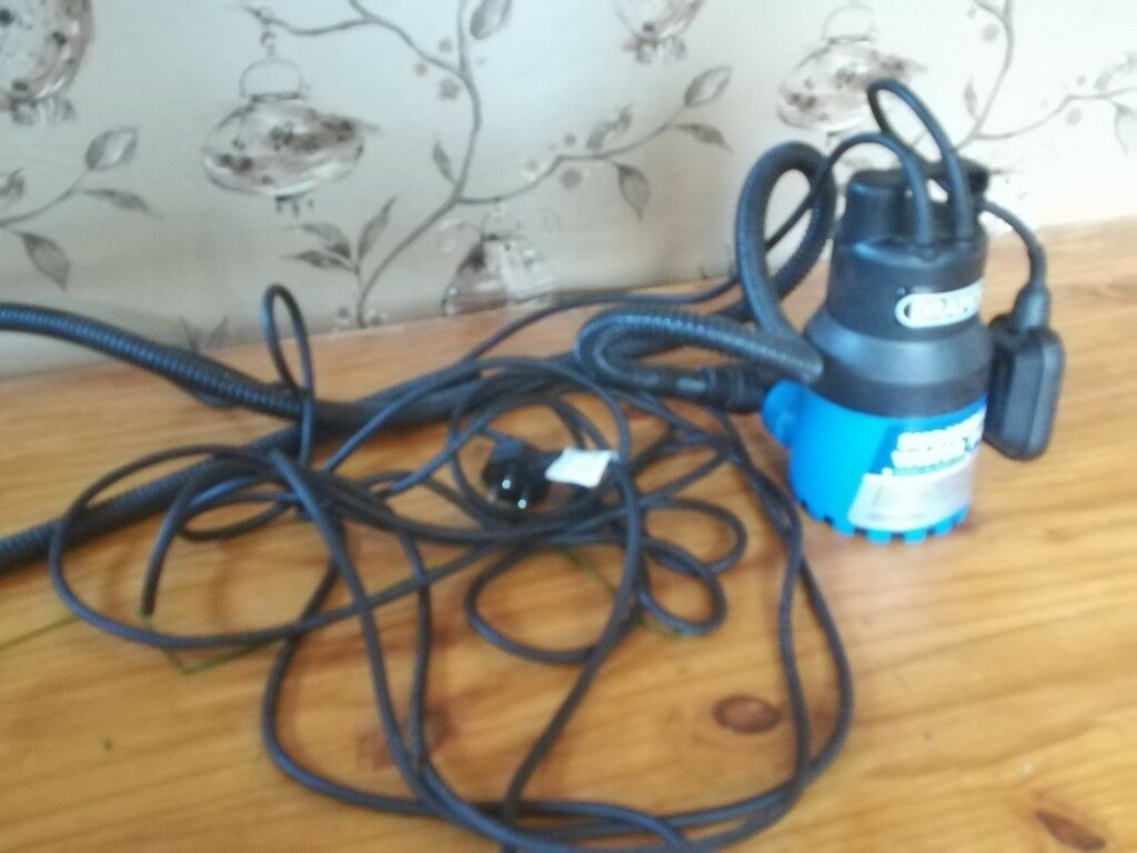 Draper 1 Submersible Water Pump In Llanelli Carmarthenshire Wiring
