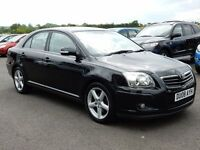 2008 Toyota avensis T4 2.2 diesel, 95000 miles, full service history, motd until march 2017
