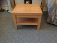 NEXT side/coffee tables x 2