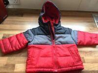Boys winter jacket (12mths)