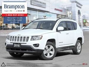 2016 Jeep Compass North 4X4 Company Demo Only 3000 Kms
