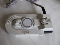 Travel Iron Morphy-Richards. Fold Flat. Dual Voltage. Rarely Used. Perfect Condition. Only £4.