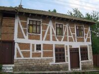 Traditional Bulgarian House In Nice Village