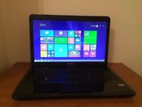 COMPAQ CQ58/3GB RAM/300GB HDD STORAGE/WINDOWS 8 LAPTOP