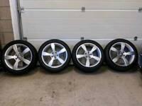 Audi A1 Winter Alloy Wheels & Tyres
