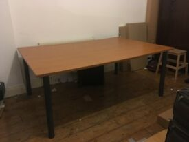 Large table for FREE, pick up only