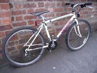 Unisex High Spec Megamo Mountain Bike