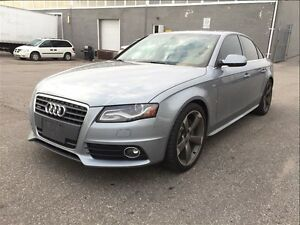 2011 Audi A4 S Line /2.0T Premium Plus WITH NAVI & B/CAMERA