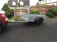 6 x 4 galvanised Trailer for Sale