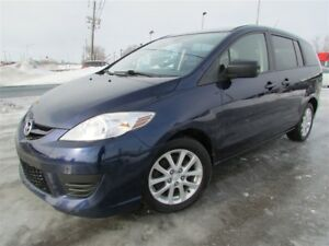 2010 Mazda MAZDA5 GS A/C CRUISE *** IMPECCABLE ***