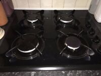 De Dietrich Gas Hob & matching cooker hood