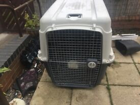 For sale - £150 large dogs travel/kennel