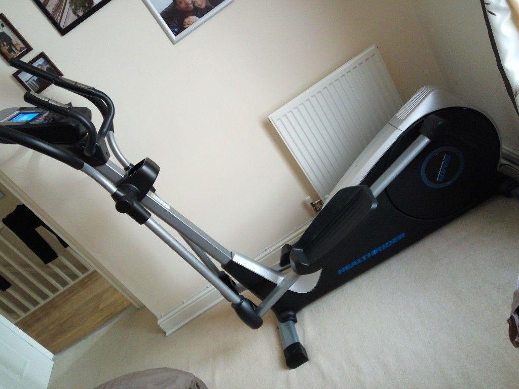 64c649e0c5b Cross trainer Healthrider elliptical trainer 1100