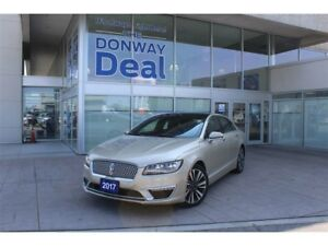 2017 Lincoln MKZ Reserve -