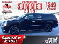 2009 CADILLAC Escalade ESV *EVERYONE APPROVED* $249/BW $0 DOWN!