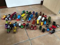 Toy Train selection