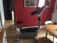 PRECOR UBK 835 exercise bike rrp £3500 selling for £700 for quick sale
