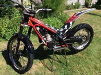 2011 Gas Gas 300 trials bike
