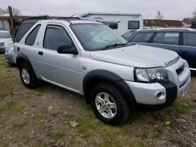 Land Rover Freelander 2.0TD.. 3dr.. Commercial.. 55 Plate
