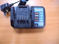 Makita Battery Charger Li-ion 14.4-18v
