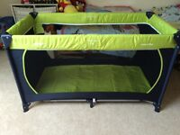 Travel Cot - very good condition