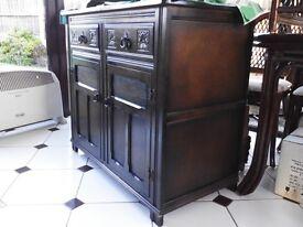 For Sale..... Large Dark wood Sideboard