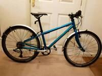 Islabike Beinn 24 childrens bike in Teal