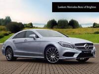 Mercedes-Benz CLS CLS220 D AMG LINE PREMIUM (silver) 2016-04-29