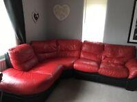 Corner sofa for quick sale