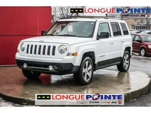 2016 Jeep Patriot North ALTITUTE CUIR BLUTOOTH TOIT
