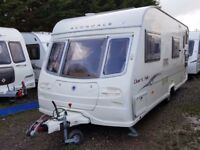 2006 Avondale Dart 556 SE 6 Berth Side Dinette End Bunks Caravan