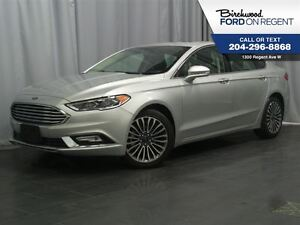2017 Ford Fusion SE AWD *Leather/Roof/Navigation*