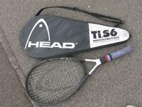 Head T I S.6 Racket