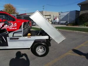 2005 club car Carryall TURF 2  GAS Belleville Belleville Area image 6