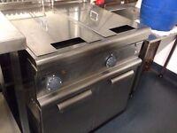 Electrolux Commercial Double Fryer