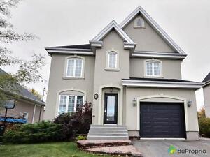 383 000$ - Maison 2 étages à St-Jean-sur-Richelieu (St-Luc)