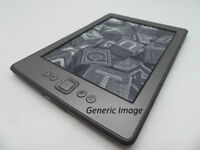 "***NEW***Amazon Kindle Gen4 2 GB 6"" Silver Wi-Fi e-Reader 2011 (Model No D01100) LOCKED"